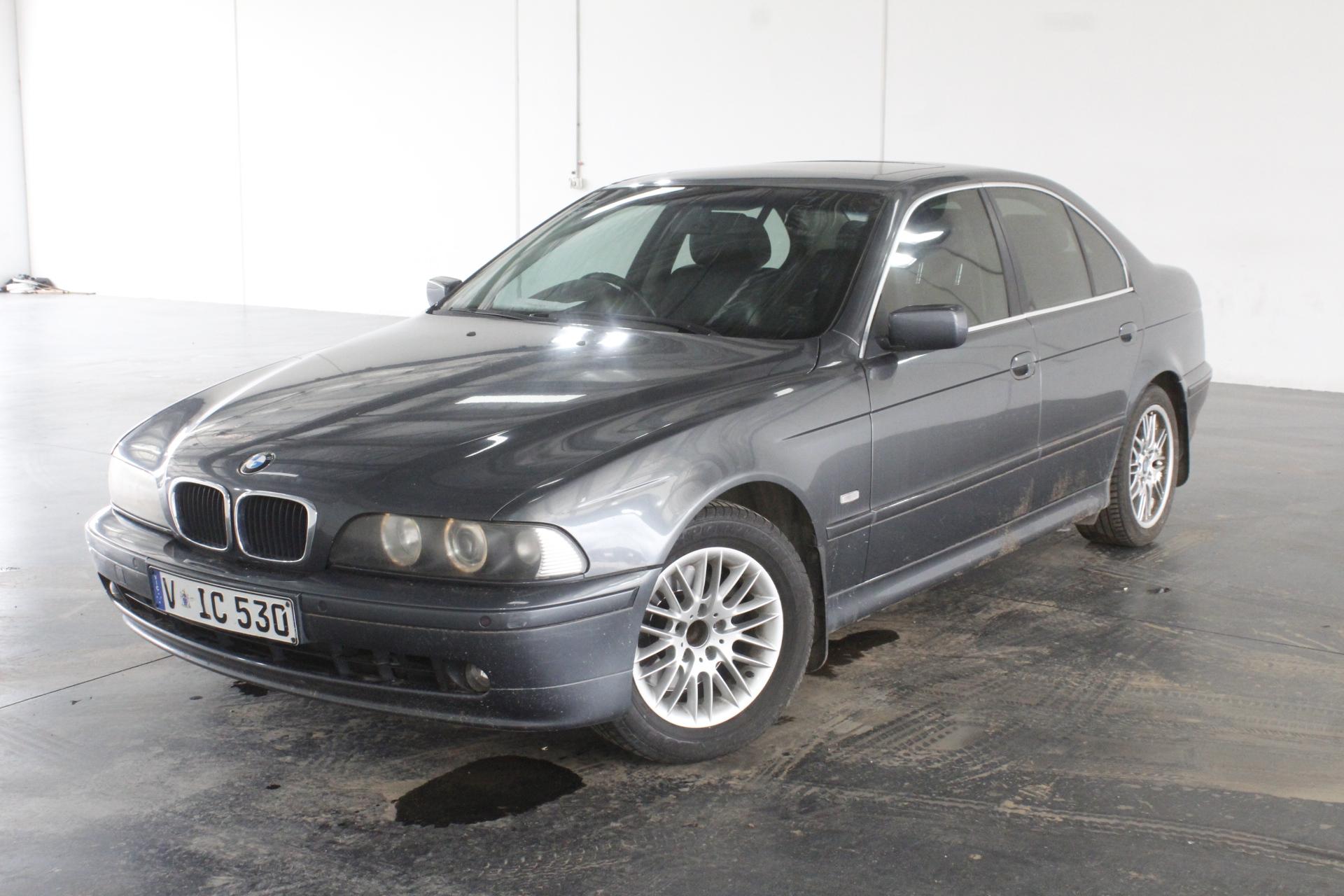 2001 BMW 5 30i Executive E39 Automatic Sedan