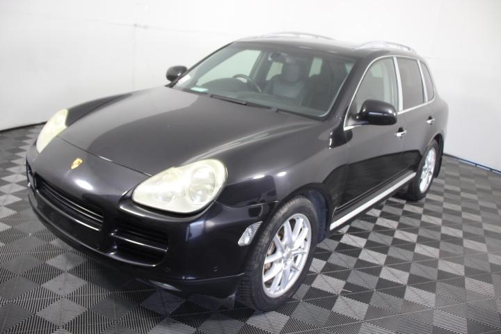 2005 Porsche Cayenne S V8 Automatic Wagon