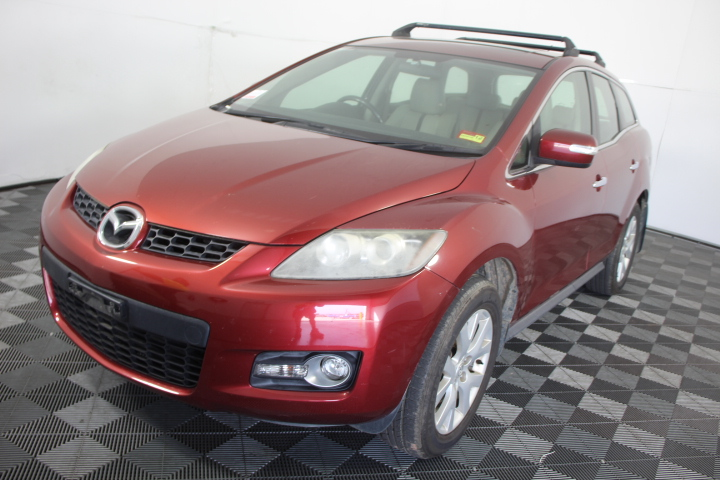 2007 Mazda CX-7 Luxury 4WD Turbo Diesel Auto (Service History)