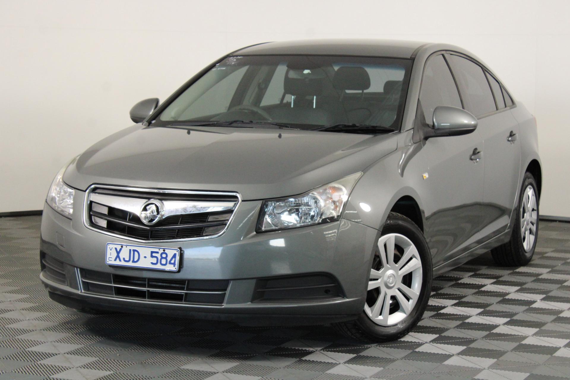 2009 Holden Cruze CD JG Automatic Sedan