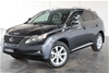 2011 Lexus RX350 Sports Luxury GGL15R Automatic Wagon
