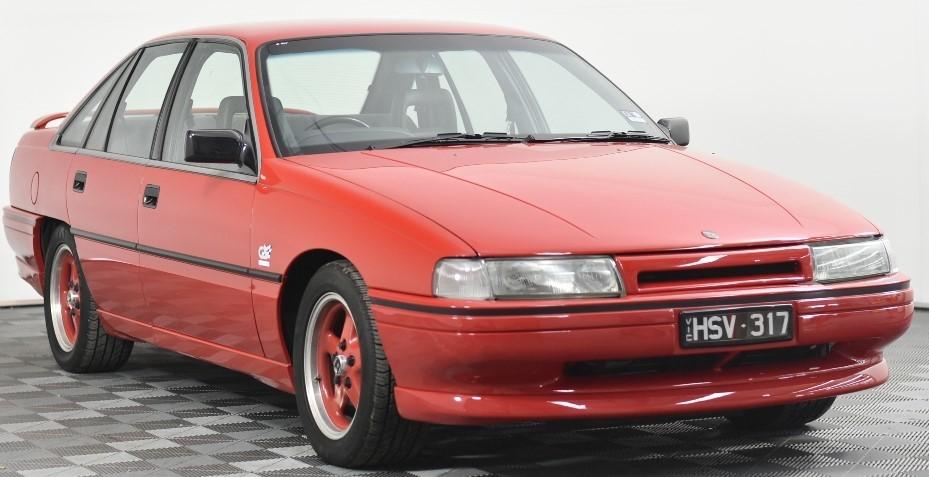 1991 Holden Commodore Club Sport VN Automatic Sedan