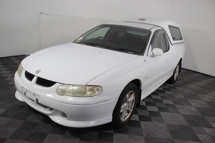 2002 Holden Commodore VU Automatic Ute