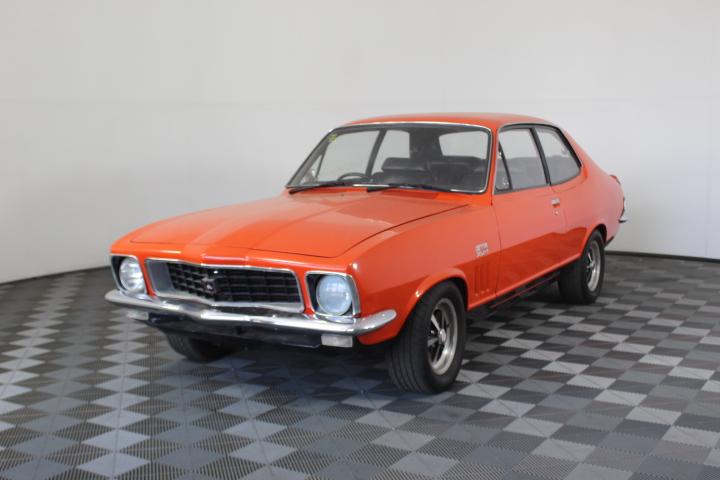 Holden LJ TORANA Manual Coupe