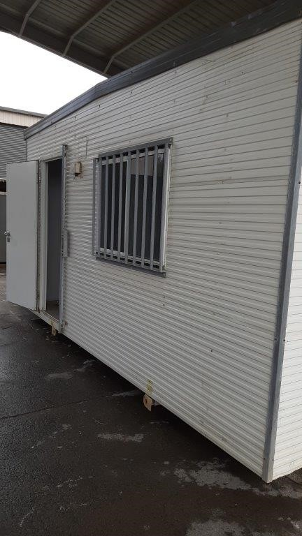Portable Building Shell 4.8M x 2.4M - SHEDUP