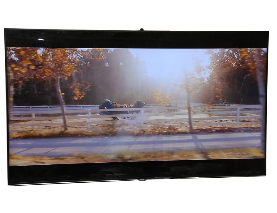 SAMSUNG UHD Television 75``, Model: UA75F8000 c/w Remote, Cord & 4 x 3D Gla