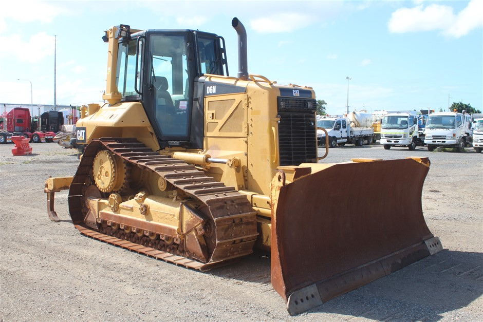 2012 Caterpillar D6N XL Crawler Dozer