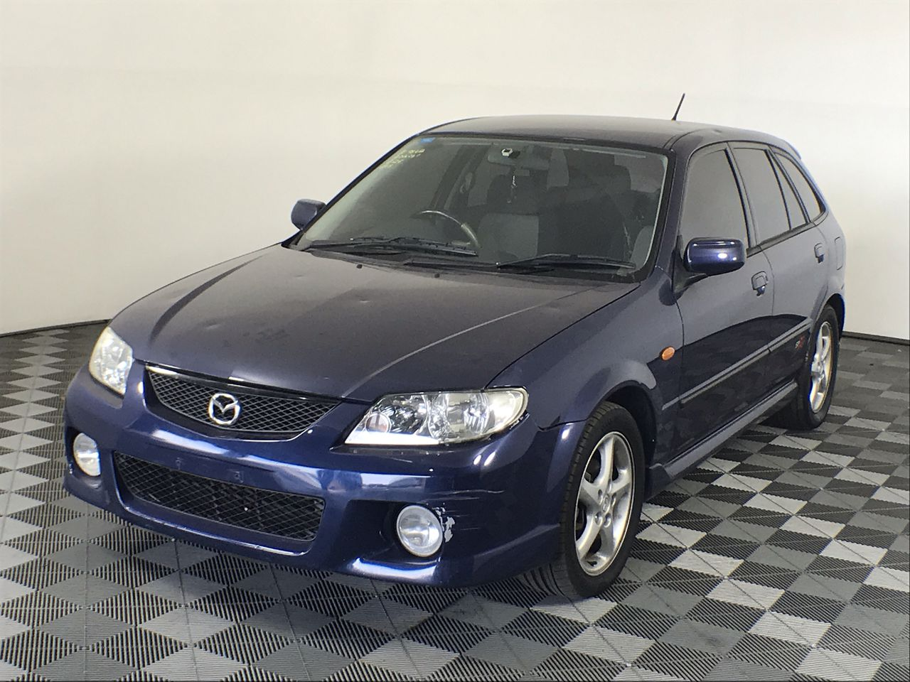 2001 Mazda 323 Astina SP20 BJ Manual Hatchback