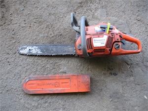 Husqvarna Petrol Chain Saw