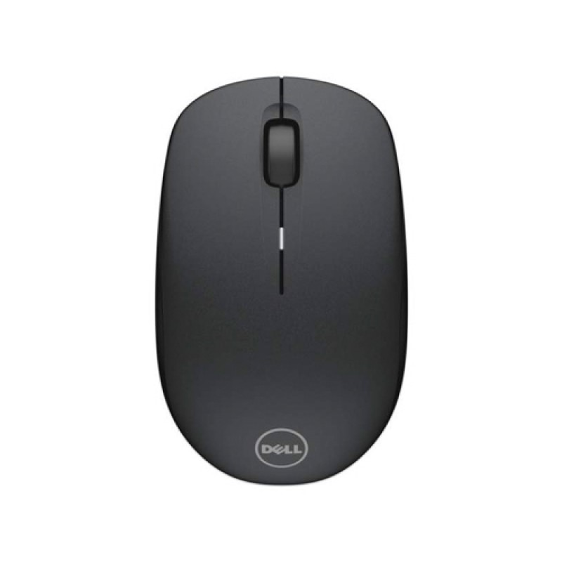 ( 4 Pack ) Dell WM126-BK Wireless Optical Mouse Black R