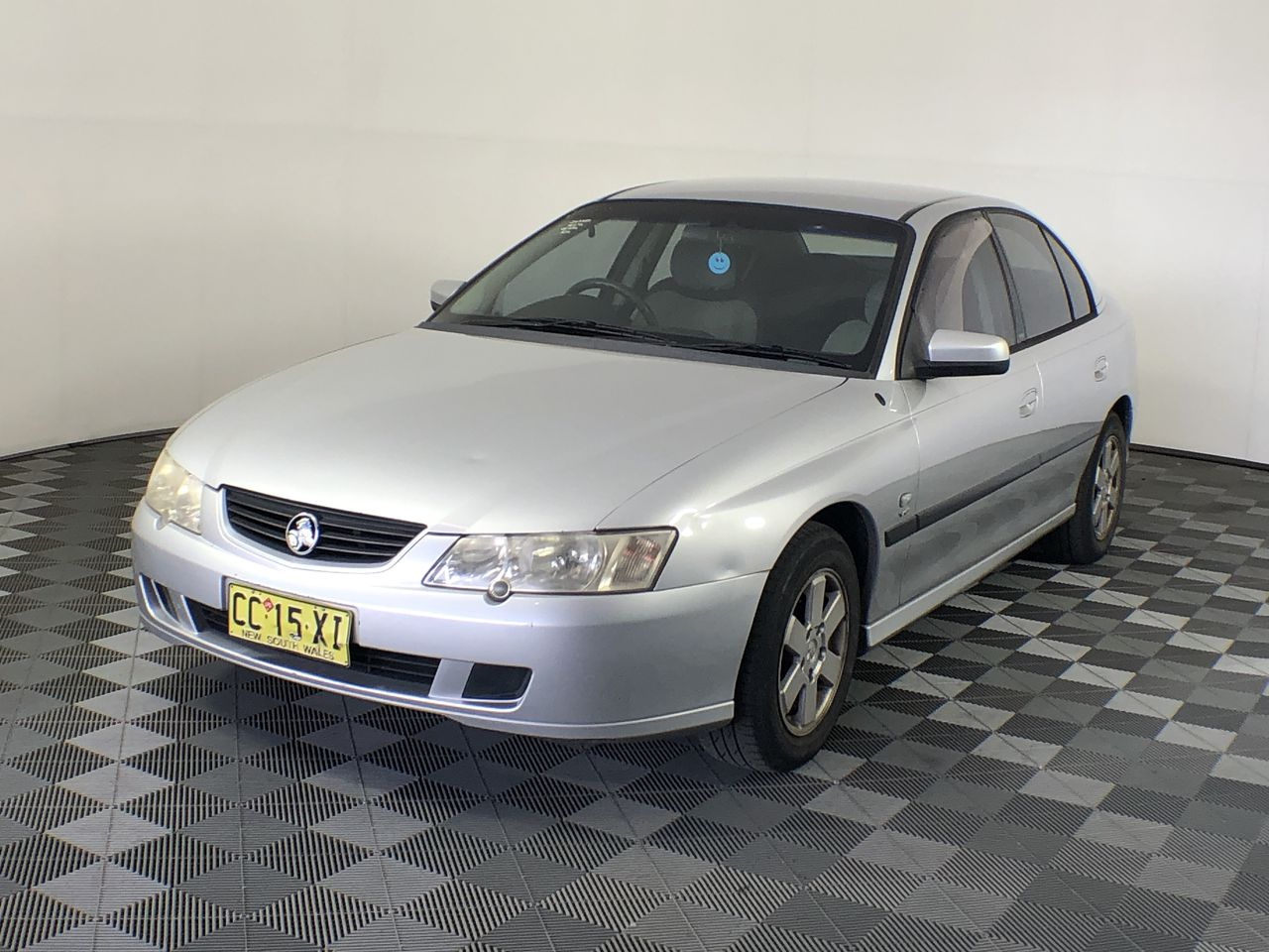 2002 Holden Commodore Acclaim Y Series Automatic Sedan