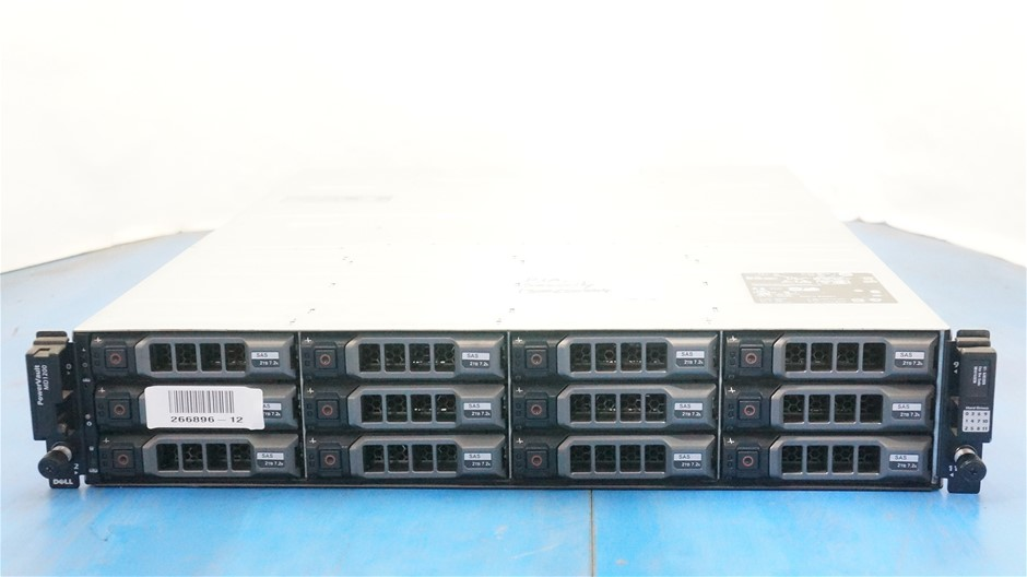 Dell PowerVault MD1200 With 24TB Capacity