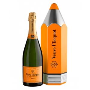 Veuve Clicquot Champagne Pencil Giftbox