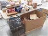 1 Box 1000 x 700 x 600 of Assorted Unused Toyota Parts