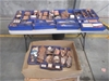 1 - 1000 x 700 x 320 Box of Miscellaneous Toyota Small Parts in 28 Trays