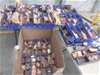 1 - 1000 x 700 x 560 Box of Miscellaneous Toyota Small Parts in 57 Trays