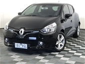 Unreserved 2014 Renault Clio Expression Manual
