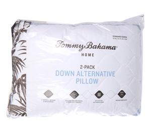 TOMMY BAHAMA HOME 2pk Down Alternative P