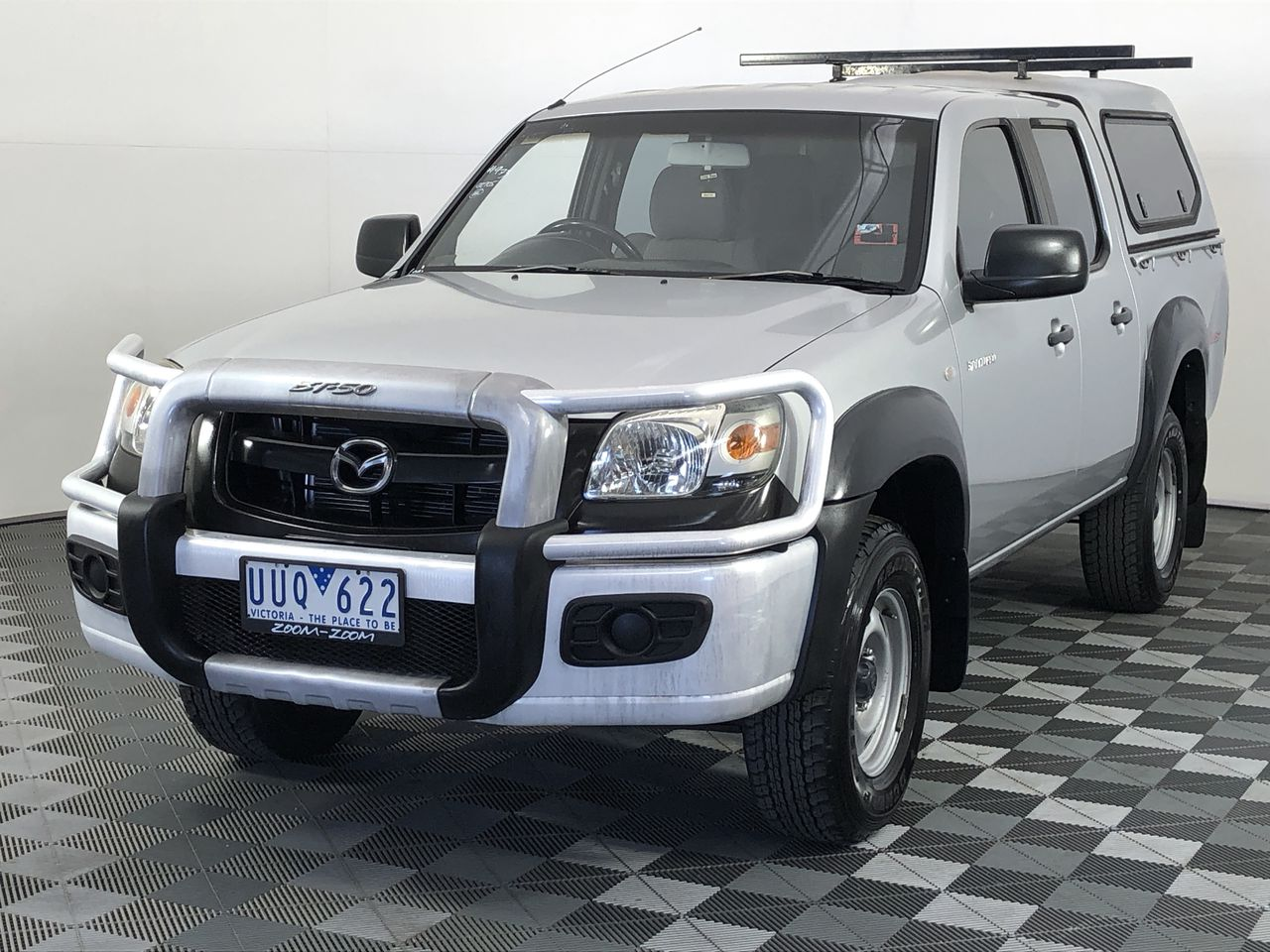 2007 Mazda BT-50 DX B3000 Turbo Diesel Manual Dual Cab