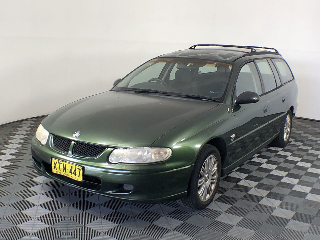 2001 Holden Commodore Executive VX Automatic Wagon