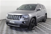 2012 Jeep Grand Cherokee Laredo (4x4) WK Automatic Wagon