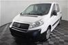 2013 Fiat Scudo Turbo Diesel Manual Van