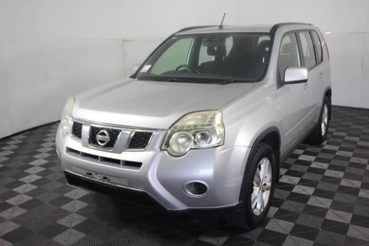 2010 MY11 Nissan X-Trail
