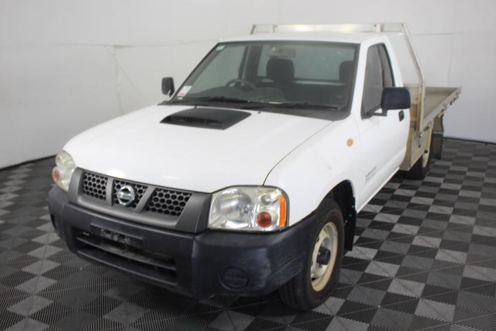 2012 Nissan Navara Turbo Diesel 132,239 km's