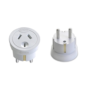 Sansai Travel Adaptor Australia/NZ to Eu