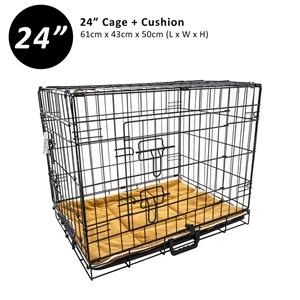 """24"""" Cage + Pad"""