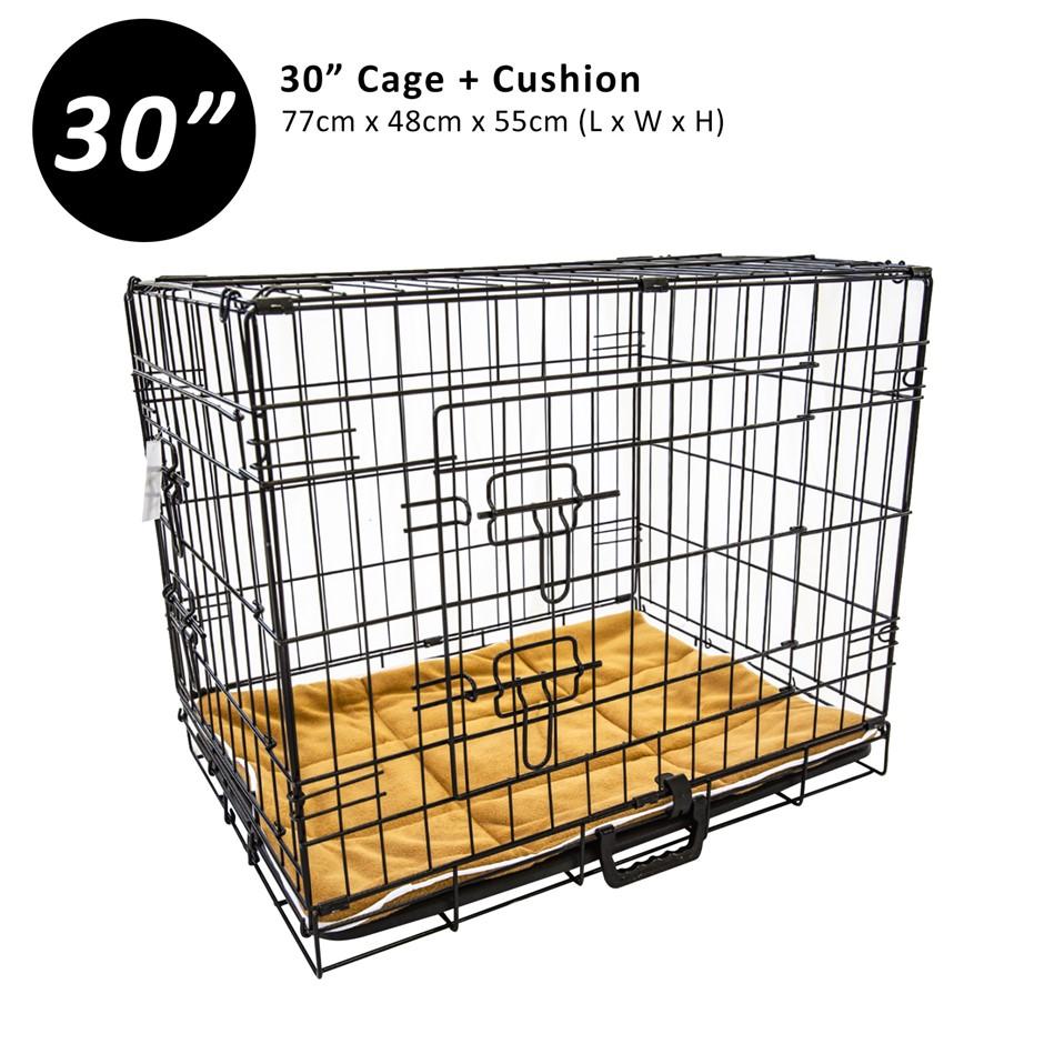 """30"""" Cage + Pad"""
