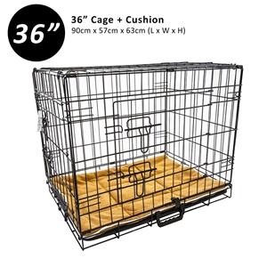 """36"""" Cage + Pad"""