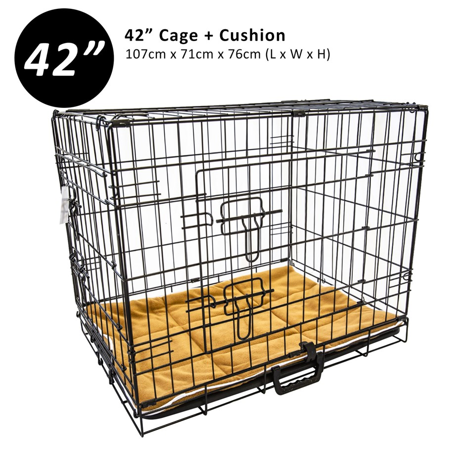 """42"""" Cage + Pad"""
