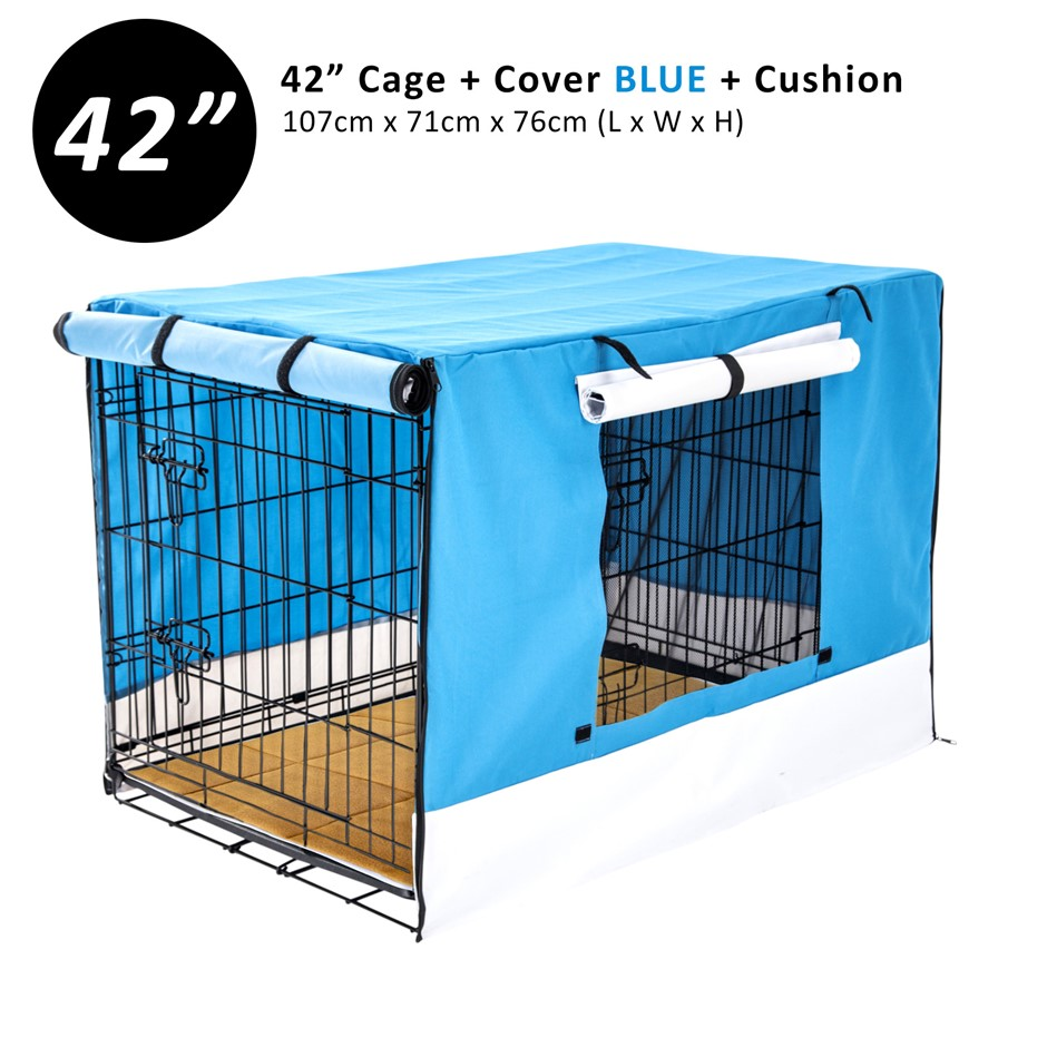 """42"""" Cage + Cover BU + Pad"""