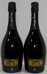 No.1 Family Estate No.1 Reserve Chardonnay Blanc de Blancs NV (2x 750mL) NZ