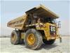 2000 Caterpillar 777D Rigid Dump Truck (DT810)