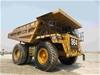 2003 Caterpillar 777D Rigid Dump Truck (DT964)