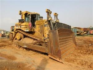 2008 Caterpillar D9R Crawler Dozer (DZ73
