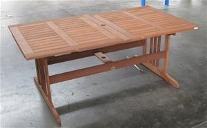 Ex Display Tredor Extendable Timber Ou