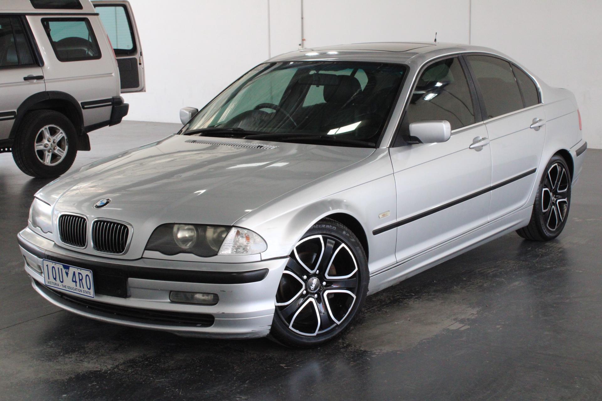 2000 BMW 3 23i E46 Automatic Sedan