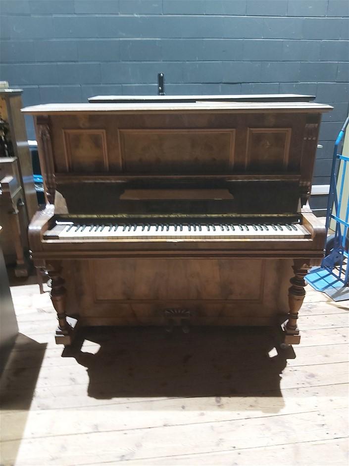 Carl Ecke Berlin Upright Piano