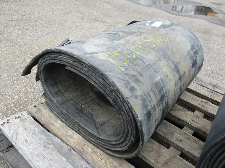 Roll of Rubber Belt