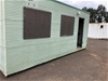 Portable Site Shed – approx. 10m x 3m (268687-164)