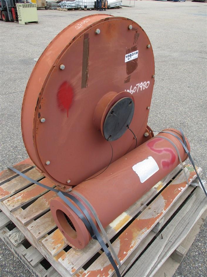 Aerotech Fans D28 Centrifugal Blower Fan