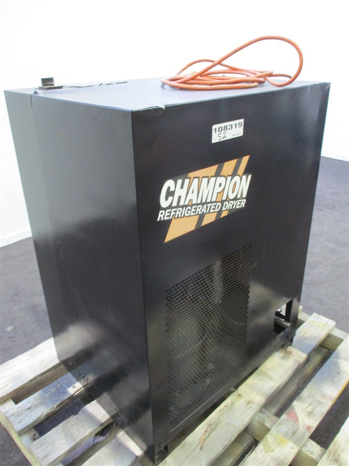 2008 Champion CRD1175 Refrigerated Dryer 3608990002