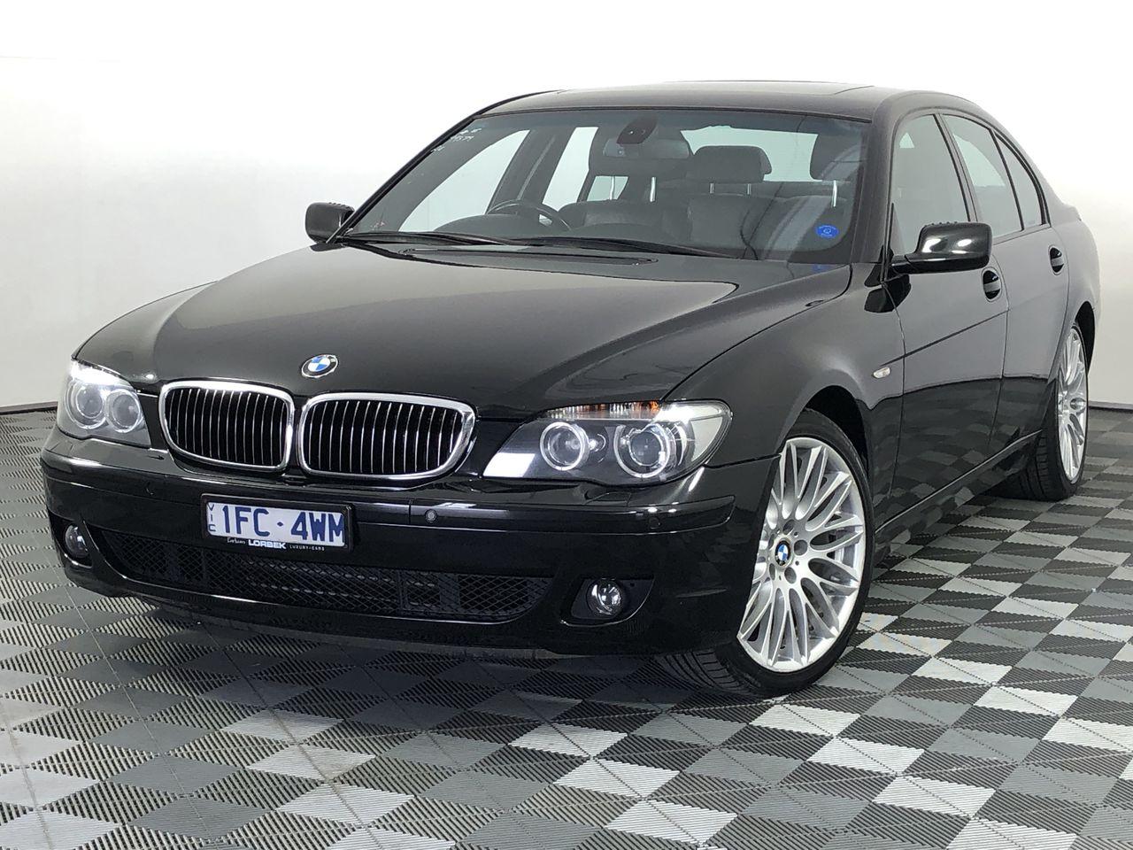 2006 BMW 7 40i E65 Automatic Sedan