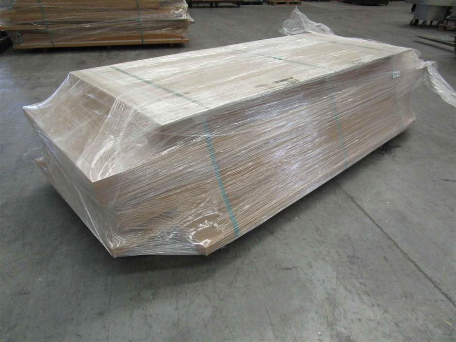 Pallet of 11 x Timber Doors