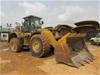 2012 Caterpillar 980K Wheel Loader (LO728)