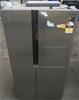 Samsung 603L Stainless Steel Side by Side Fridge (SRS603HLS)