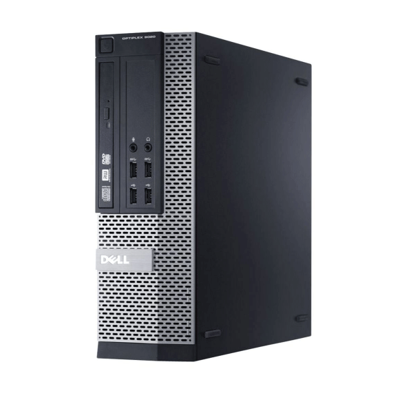 Dell OptiPlex 9020 Small Form Factor (SFF) Desktop PC, Black